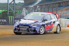 FIA World Rallycross Championship Images libres de droits