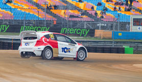 FIA World Rallycross Championship Image stock
