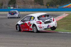 FIA World Rallycross Championship Photos stock