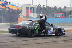 FIA World Rallycross Championship Photos libres de droits
