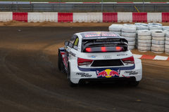 FIA World Rallycross Championship Photographie stock
