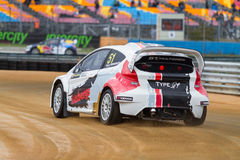 FIA World Rallycross Championship Images stock
