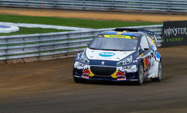 FIA World Rallycross Championship Royalty-vrije Stock Fotografie