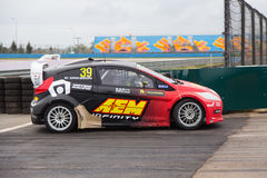 FIA World Rallycross Championship Fotos de archivo