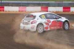FIA World Rallycross Championship Fotografering för Bildbyråer