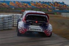 FIA World Rallycross Championship Fotografía de archivo