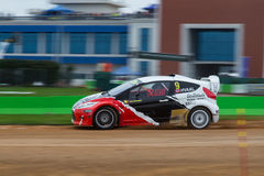 FIA World Rallycross Championship Stockfoto