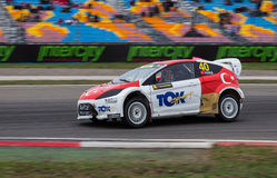 FIA World Rallycross Championship Stockbild