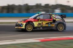 FIA World Rallycross Championship Fotografia de Stock Royalty Free