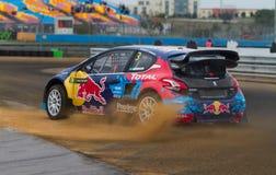 FIA World Rallycross Championship Imagem de Stock Royalty Free