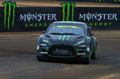 FIA World Rallycross Championship Stockfotografie