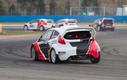 FIA World Rallycross Championship Foto de Stock Royalty Free