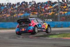 FIA World Rallycross Championship Royaltyfri Bild