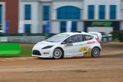 FIA World Rallycross Championship Imagens de Stock