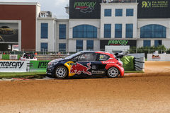 FIA World Rallycross Championship Stock Foto