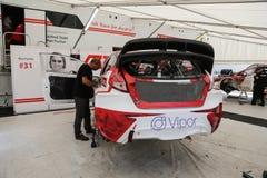FIA World Rallycross Championship fotografía de archivo libre de regalías