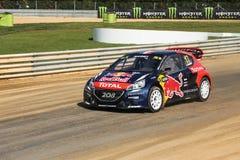 FIA World Rallycross Championship Royalty-vrije Stock Afbeeldingen