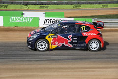 FIA World Rallycross Championship Stock Fotografie