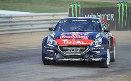 FIA World Rallycross Championship Royalty-vrije Stock Foto's