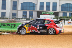 FIA World Rallycross Championship Stock Afbeelding