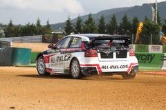 FIA World Rallycross Championship foto de archivo