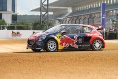 FIA World Rallycross Championship Stock Afbeeldingen