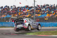 FIA World Rallycross Championship Royalty Free Stock Image