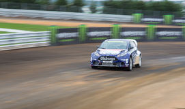 FIA World Rallycross Championship Royalty Free Stock Photography