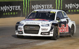 FIA World Rallycross Championship Royalty Free Stock Images