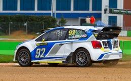 FIA World Rallycross Championship Royalty Free Stock Photography