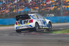 FIA World Rallycross Championship Royalty Free Stock Image