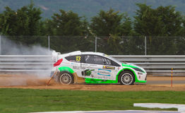 FIA World Rallycross Championship Stock Image
