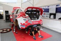 FIA World Rallycross Championship Royalty Free Stock Photo