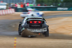 FIA World Rallycross Championship Stock Photo