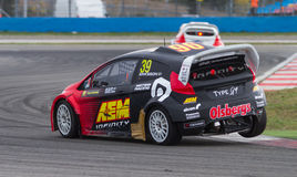 FIA World Rallycross Championship Stock Image