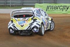 FIA World Rallycross Championship Royalty Free Stock Photos