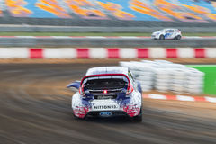 FIA World Rallycross Championship Royalty Free Stock Images