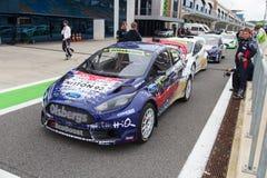 FIA World Rallycross Championship Stock Images