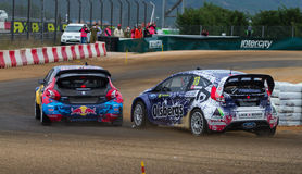 FIA World Rallycross Championship Royalty Free Stock Photo