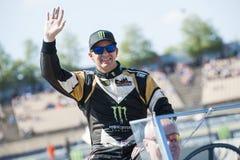 FIA WORLD RALLYCROSS CHAMPIONSHIP. PETTER SOLBERG Stock Photos