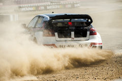 FIA World Rallycross Championship SCHEIDER Imagen de archivo libre de regalías