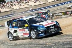 FIA World Rallycross Championship VEIBY Foto de archivo