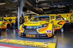 2015 FIA World Touring Car Championship Stock Afbeeldingen