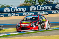 2015 FIA World Touring Car Championship Royalty-vrije Stock Afbeelding