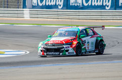 2015 FIA World Touring Car Championship Royalty-vrije Stock Foto's