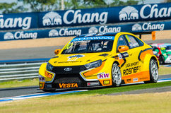 2015 FIA World Touring Car Championship Royalty-vrije Stock Afbeeldingen