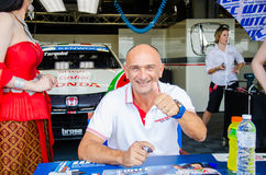 2015 FIA World Touring Car Championship Stock Afbeelding