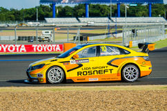 2015 FIA World Touring Car Championship Stock Fotografie