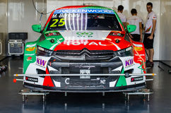 2015 FIA World Touring Car Championship Royalty Free Stock Photography