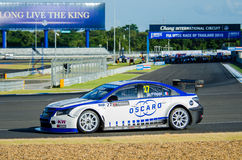 2015 FIA World Touring Car Championship Stock Photo